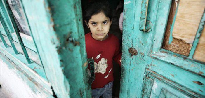 В Казахстане миллион детей живёт в бедности