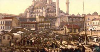 Стамбул времен Османской империи