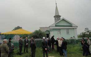 20 лет мечети в Именеево