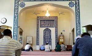 Мечеть в Нью-Йорке