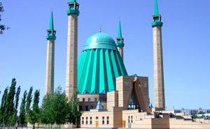 Центральная мечеть Павлодара