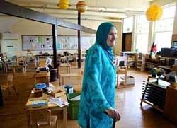 исламская школа в Сиэттле
