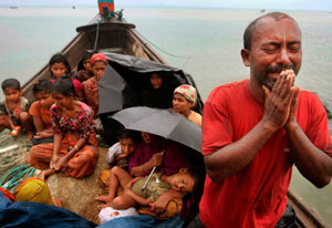 Геноцид мусульман в Мьянме