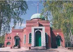 мечеть Исмагила