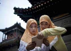 мусульмане Китая