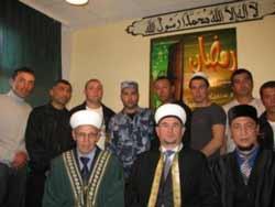 молельная комната в колонии