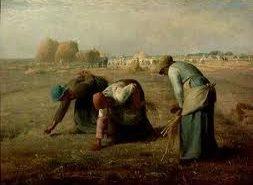 """Милле """"Собирательницы колосьев"""" (1857 год)"""