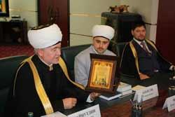 праздник в саратовской мечети