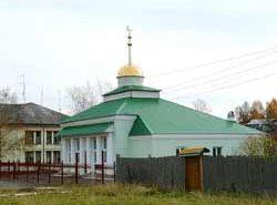 мечеть в Зюзельском