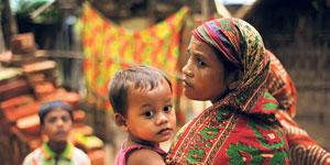 Рамадан на Бирме