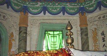 мавзолей Юй-Баба