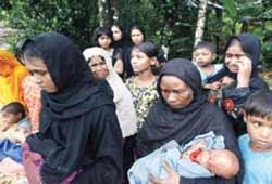 мусульмане рохинджа