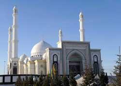 мечети Казахстана