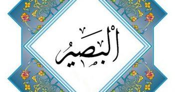 Аллах – аль Басыр (Видящий)