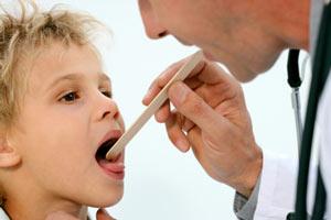 как лечить воспаление миндалин