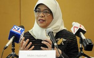 женщина спикер парламента