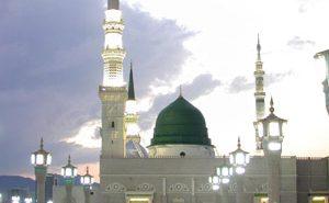 Последний намаз Пророка сав