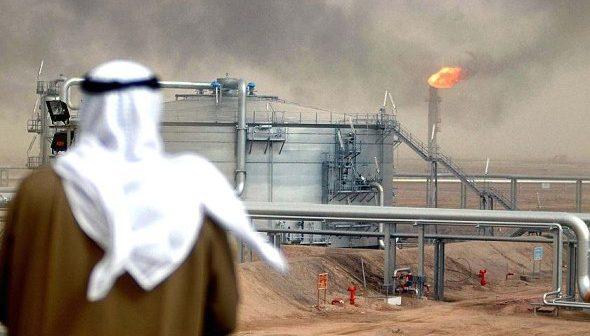 Нефть и Саудия