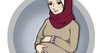 Советы беременным мусульманкам