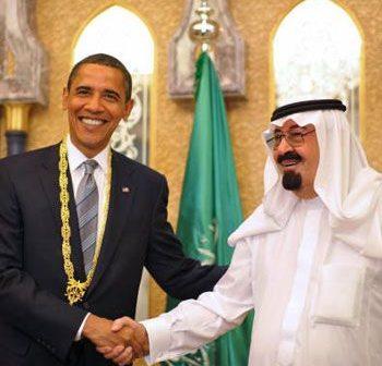 США и Саудовская Аравия