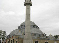 самая большая мечеть в Германии