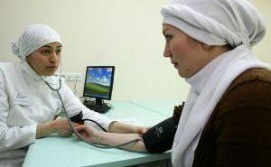 женщина гинеколог