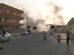 завершение войны с курдами
