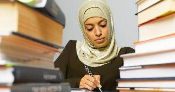 работающая мусульманка