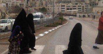 мусульманки израиля