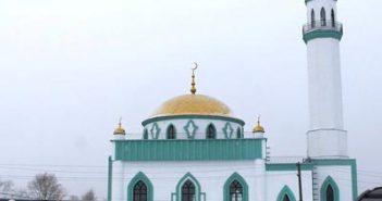 мечеть Кыштым