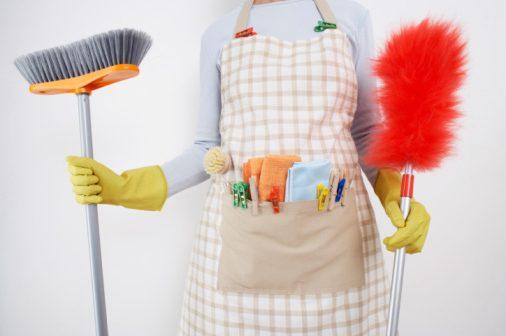 Летающие домохозяйки, или Как сохранить порядок