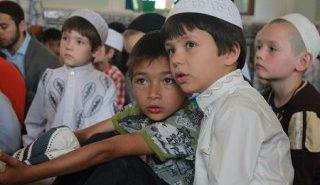 Казанские дети хорошо читают Коран