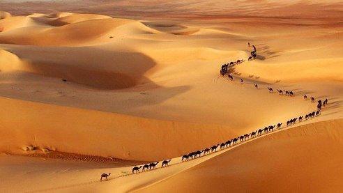 Солнце Сахары способно обеспечить энергией всю Европу