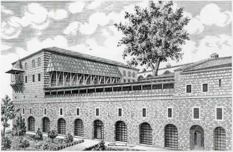 Музей исламских произведений в Стамбуле