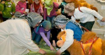 В Музее исламской культуры Деда Мороза и Снегурочку заменит Караванщик с внучкой