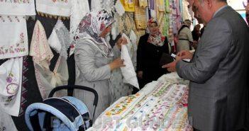 В Турции начался сезон ярмарок рукоделия