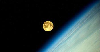 Уникальные фото нашей планеты с «Орбиты 3» (Orbit 3)