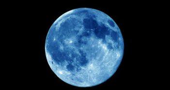 Завтра мир сможет наблюдать Голубую Луну