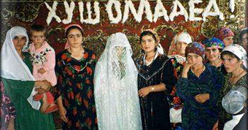 В Таджикистане участились браки по скайпу