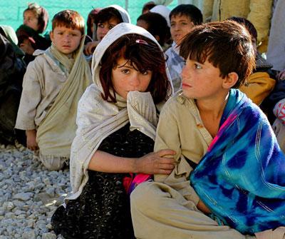 aфганцы
