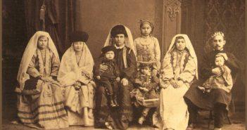 Татарская семья глазами семейного терапевта