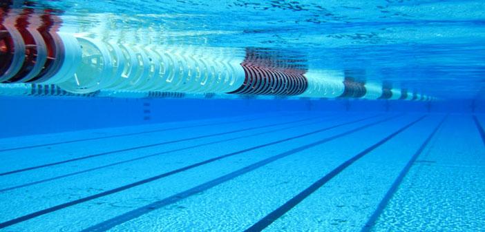 Чемпионка по плаванию помогает мусульманкам