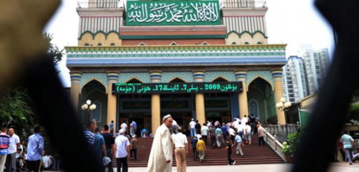 В Китае пытаются «исправить» мечети