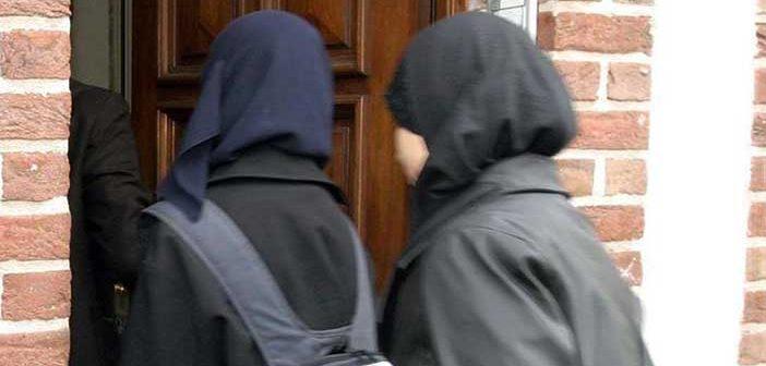 Школьницу-мусульманку наказали за длину юбки
