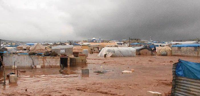 Ученые предрекают глобальное наводнение