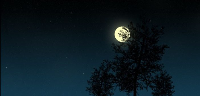 Мусульмане увидят голубую Луну