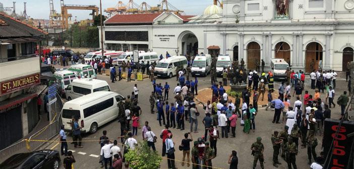 Мусульмане выразили соболезнования погибшим на Шри-Ланке
