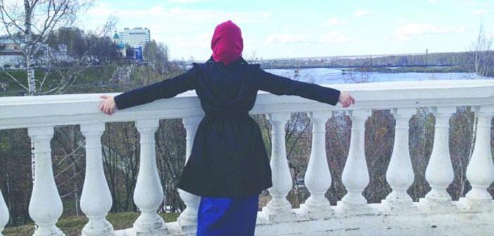 Полина: «Надела хиджаб, и стало хорошо»