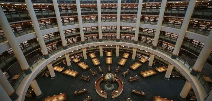 Интересные факты о мусульманских библиотеках
