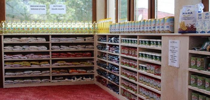 Мусульмане раздадут 1000 продуктовых наборов